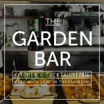 The Garden Bar by COLORS Urban Hotel // Stores // Foodscriber.com